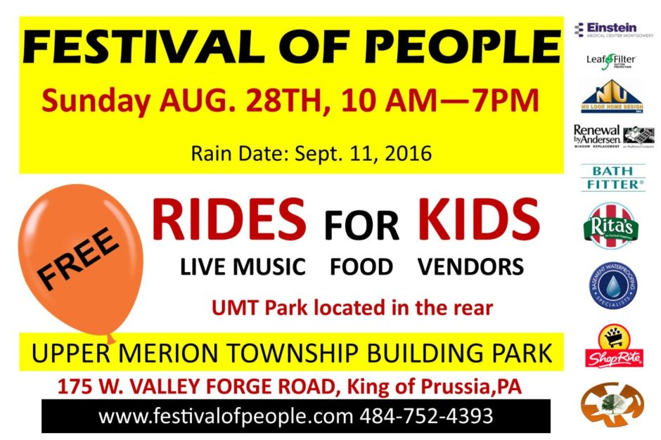 festival of people 2016